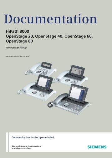 hipath 3000 v9 service manual pdf