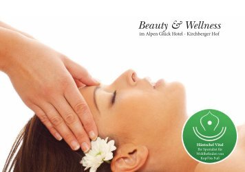 Beauty & Wellness - Hotel Kirchberger Hof