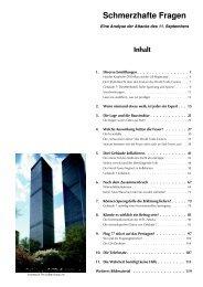 9/11 Analyse