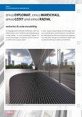 Entrees sauber gestalten - Emco Bautechnik GmbH & Co. KG - Seite 6