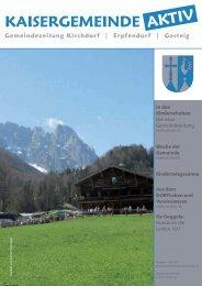 (1,48 MB) - .PDF - Gemeindeamt Kirchdorf in Tirol - Land Tirol