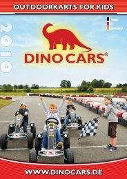 WWW.DINOCARS.DE OUTDOORKARTS FOR KIDS WWW ...