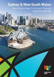 Sydney & New South Wales - Destination NSW