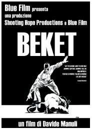 Press book Beket ITA - Cineteca di Bologna