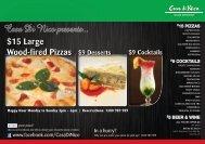 Casa Di Nico presents...