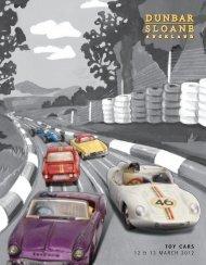 toy car auction - Dunbar Sloane