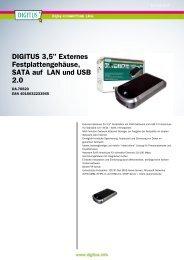 DIGITUS - Datenblatt - EDV-Fuerpass.at