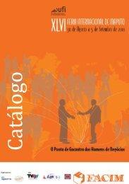 Catalogo FACIM 2010