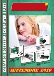 Catalogo accessori per PC - FSN Software sas - Genova