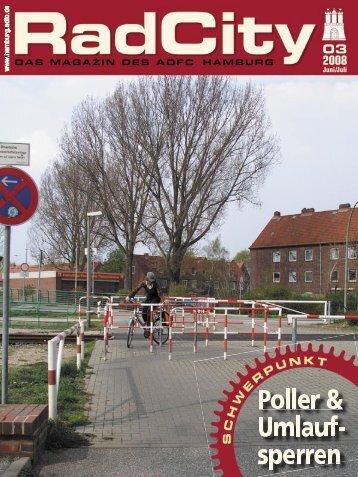 Neu im Trend: Der FamilienYPickYUp! - ADFC Hamburg