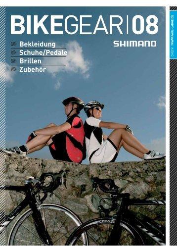 Shimano Deutschland 2008 - Kevin Biehl