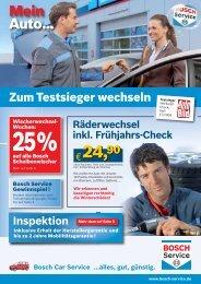 42937 COM Z-Beilage Maerz 09 D - bosch-service-schulze.de