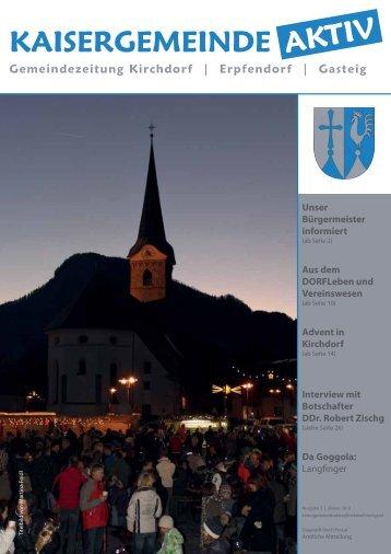(2,52 MB) - .PDF - Gemeindeamt Kirchdorf in Tirol - Land Tirol