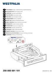 Fahrradträger Montage- und Betriebsanleitung ...