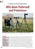 Was zeichnet das Fahrrad bei der Fotografie aus? - Ortlieb - Seite 2