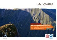 vaude.com - Fair Wear Foundation