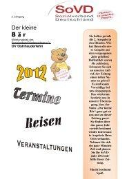 SoVD Zeitung 2012_1 - Sozialverband Deutschland e.V. ...
