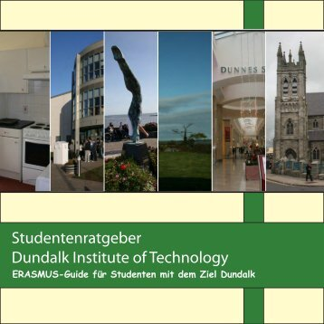 Dundalk Institute of Technology - Akademisches Auslandsamt ...