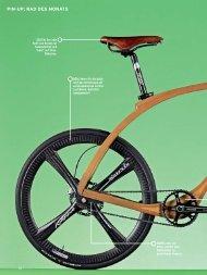 PIN-UP: RAD DES MONATS - Waldmeister Bikes
