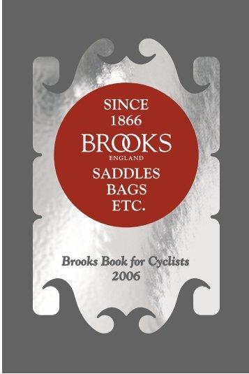 Brooks catalogo definitivo4_8.indd - voor de fiets