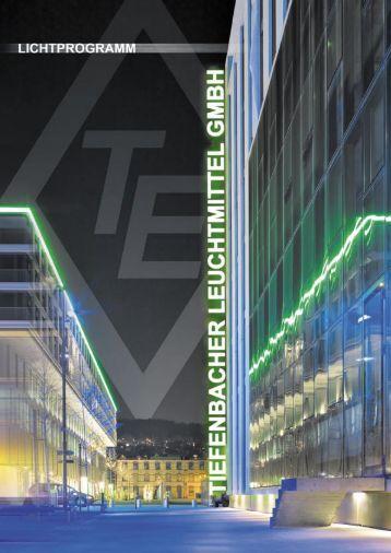 Untitled - Tiefenbacher Leuchtmittel GmbH