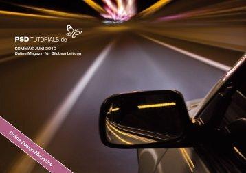Online Design-Magazine - eine Auswahl - PSD-Tutorials.de