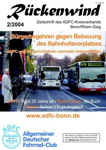 2/2004 - ADFC Bonn/Rhein-Sieg