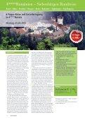 50 PLUS-Reise- Ermässigung! - k&k Busreisen - Page 6