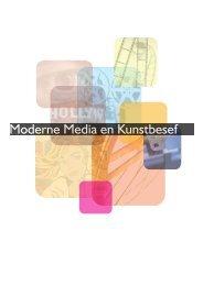Moderne Media en Kunstbesef - News