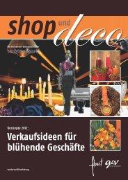 Verkaufsideen für blühende Geschäfte - Gestalten & Verkaufen