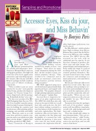 by Bourjois Paris - Cosmetic/Personal Care Packaging