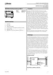 680503 SUCO-net-Gateway REG-K - Merten