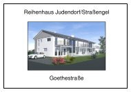 Verkaufsprospekt Judendorf-Straßengel - Malli