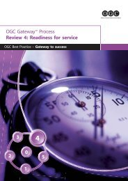 3271 OGC Gateway4_FINAL.qxd - Department of Finance and ...