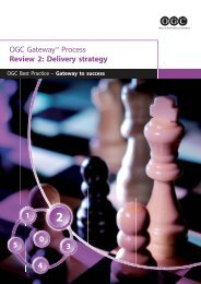 3271 OGC Gateway2_FINAL.qxd - Department of Finance and ...