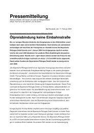 Pressemitteilung - Stadt Bad Neustadt a.d.Saale