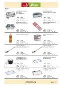 Wörndle Rittner Endress - Rittner Food Service GmbH & Co. KG - Page 3