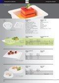 Servierartikel aus Melamin serving items melamine - svinggastro - Seite 6