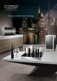 Innovative mobile kitchen technology - Brady Marketing