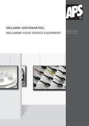 melamin servierartkel melamine food service equipment - Notus