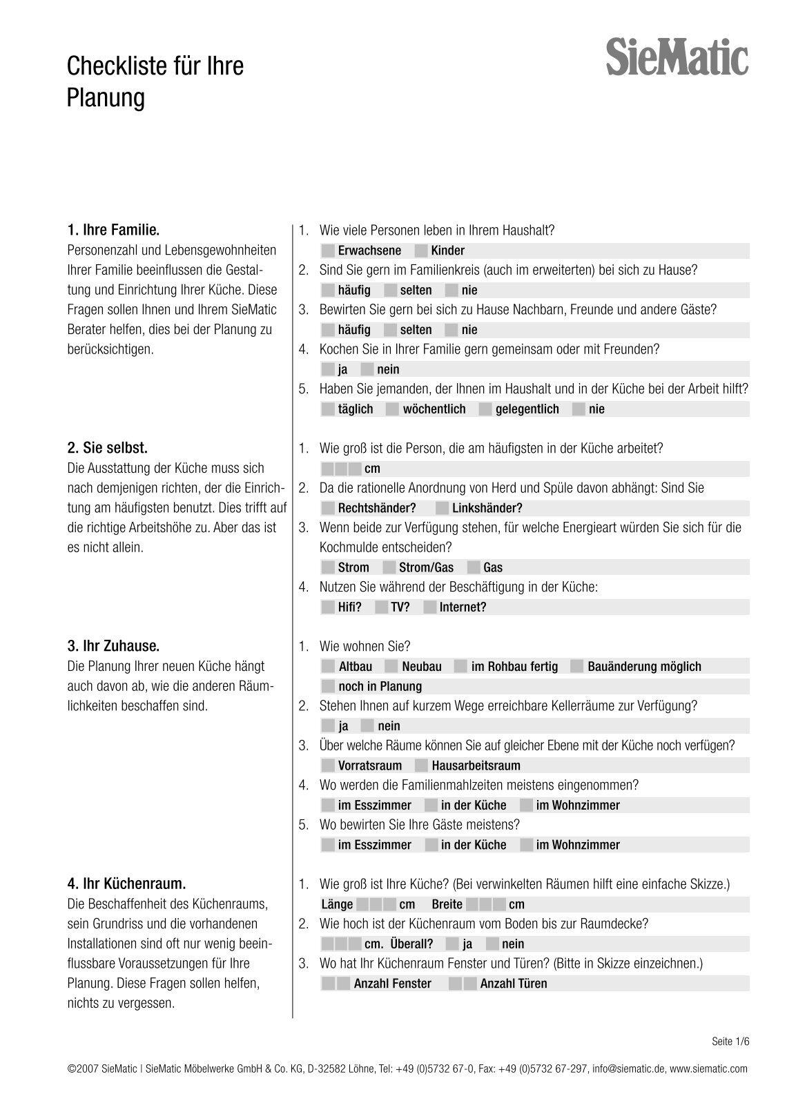 Atemberaubend Küche Versorgung Liste Für Neue Heimat Fotos - Küchen ...