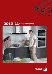 Katalog Einbaugeräte - Elektro Wildenhain