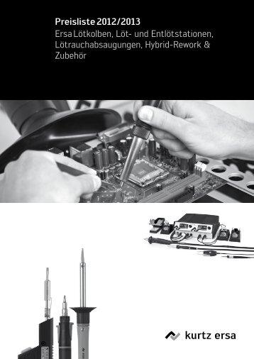 Serie 832 - ERSA-Shop