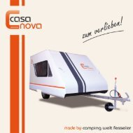 Prospekt Preisliste downloaden - Camping Welt Fesseler