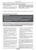 Bedienungsanleitung - Moebelplus GmbH - Seite 5