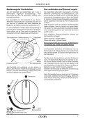 Bedienungsanleitung - Moebelplus GmbH - Seite 7
