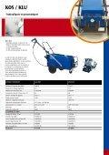 Nettoyeurs haute pression à essence et au diesel ... - Nilfisk-ALTO - Page 5