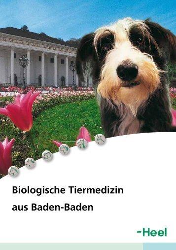 Biologische Tiermedizin aus Baden-Baden - Biologische Heilmittel ...