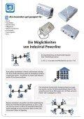 Die Möglichkeiten von Industrial Powerline - Page 5