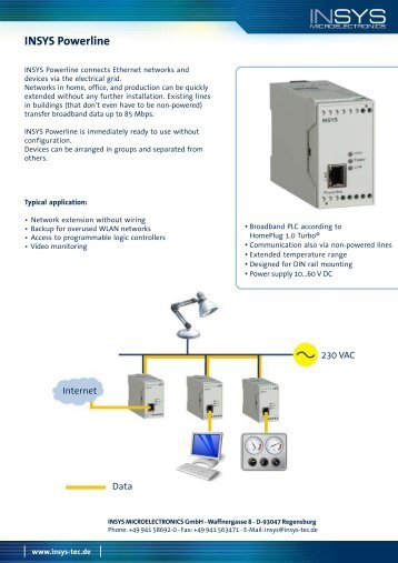 Download Drivers: INSYS MoRoS 2.1 DIN Rail